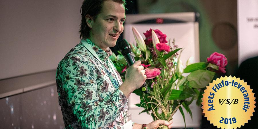 Årets Finfoleverantör 2019