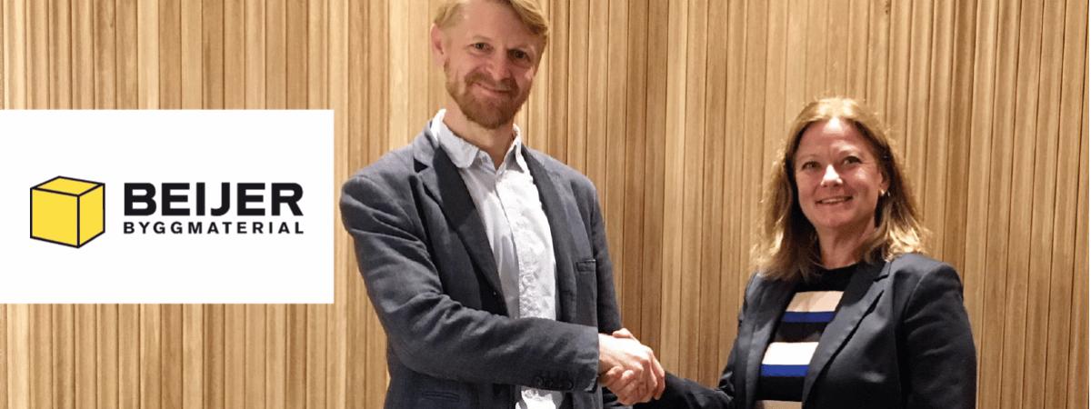Beijer först i Sverige med att införa ETIM-standard på byggmaterial