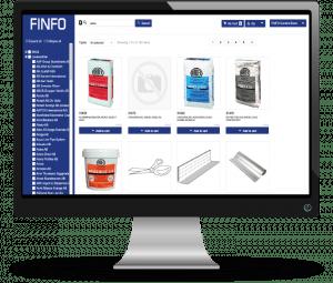 Finfo Content store