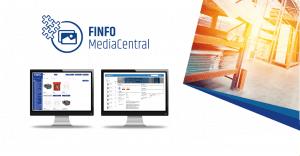 Finfo MediaCentral effektiviserar tillgången av marknadsmaterial