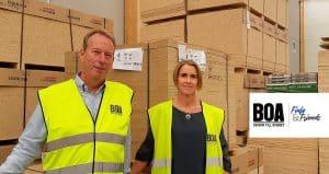 BOA - med fokus på effektivitet och leverans