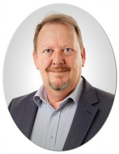 Johan Gren, senior sales manager