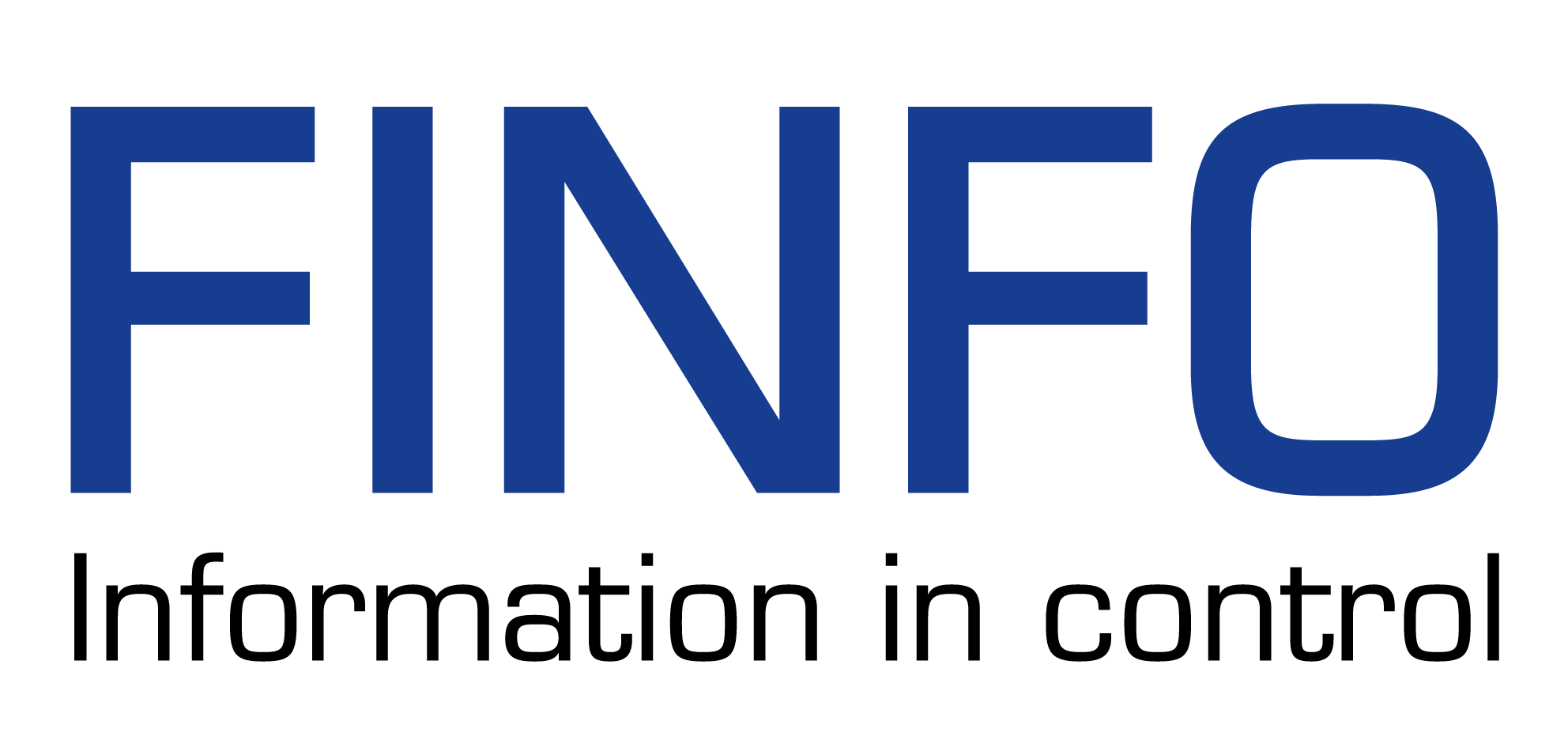 Finfo – Information in control